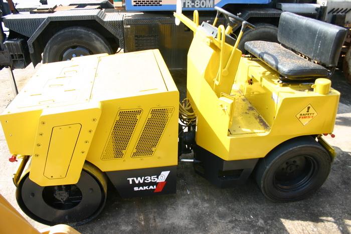 SAKAI TW350