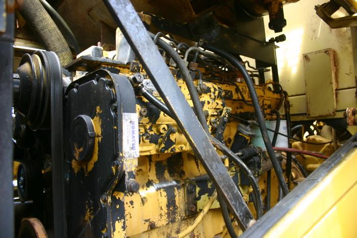 รถตักล้อยาง Wheel Loader KOMATSU WA380-3 p.5