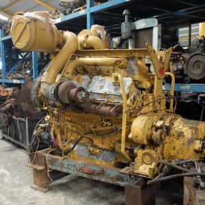 เครื่องยนต์ Engine CATERPILLAR 3412T